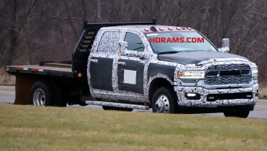Photo of Dealer Info Gives Us More Info On The New Ram Chassis Cab: