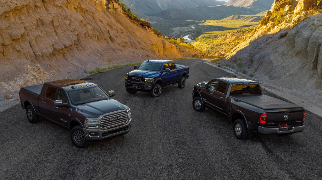 Introducing The New 2019 Ram 2500 & 3500 Heavy Duty: - Mopar