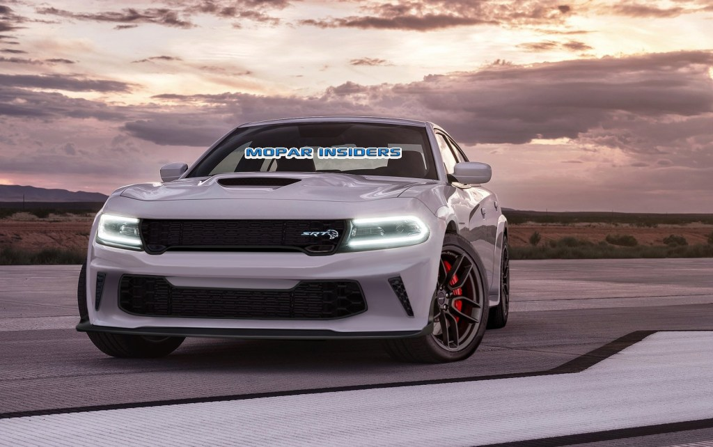 Dodge Latest Models >> Scoop 2020 Dodge Charger Will Get Widebody With Two Models