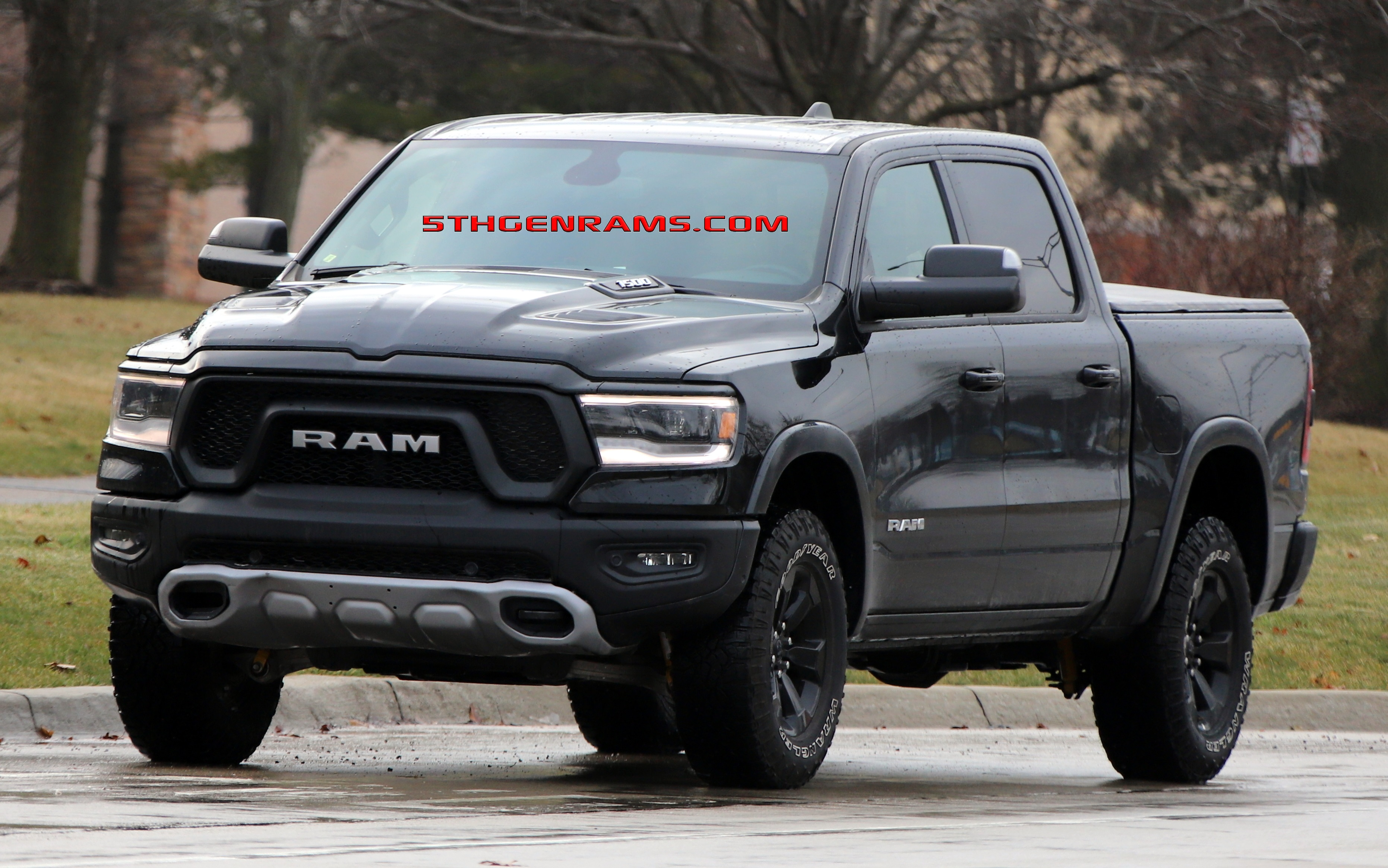 Dodge Ram Ecodiesel >> Caught Ecodiesel 2019 Ram 1500 Rebel On The Streets