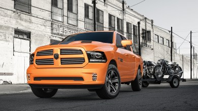Photo of NEW: 2019 Ram 1500 Classic Ignition Orange Limited Edition: