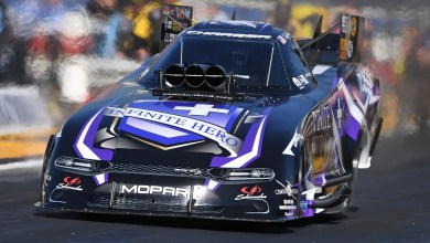 Photo of Beckman Takes No. 2 Spot In Funny Car Qualifying At NHRA Winternationals: