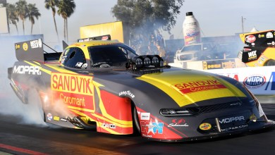 Photo of RECAP: NHRA Mello Yello Drag Racing Series Arizona Nationals: