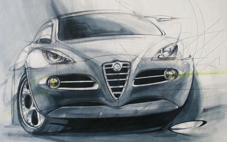 Alfa To Unveil Compact SUV Concept At Geneva Motor Show: