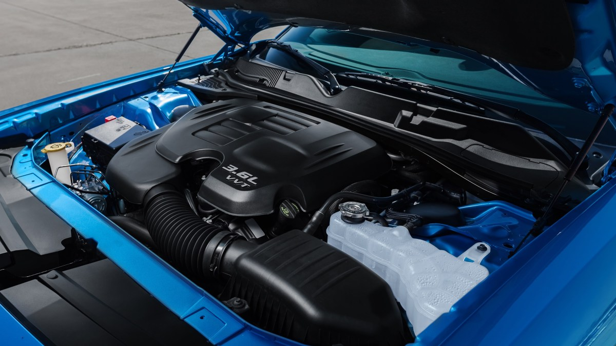 3.6-Liter Pentastar V6 Is Canada's Best Selling Engine For The 6th Year In A Row:
