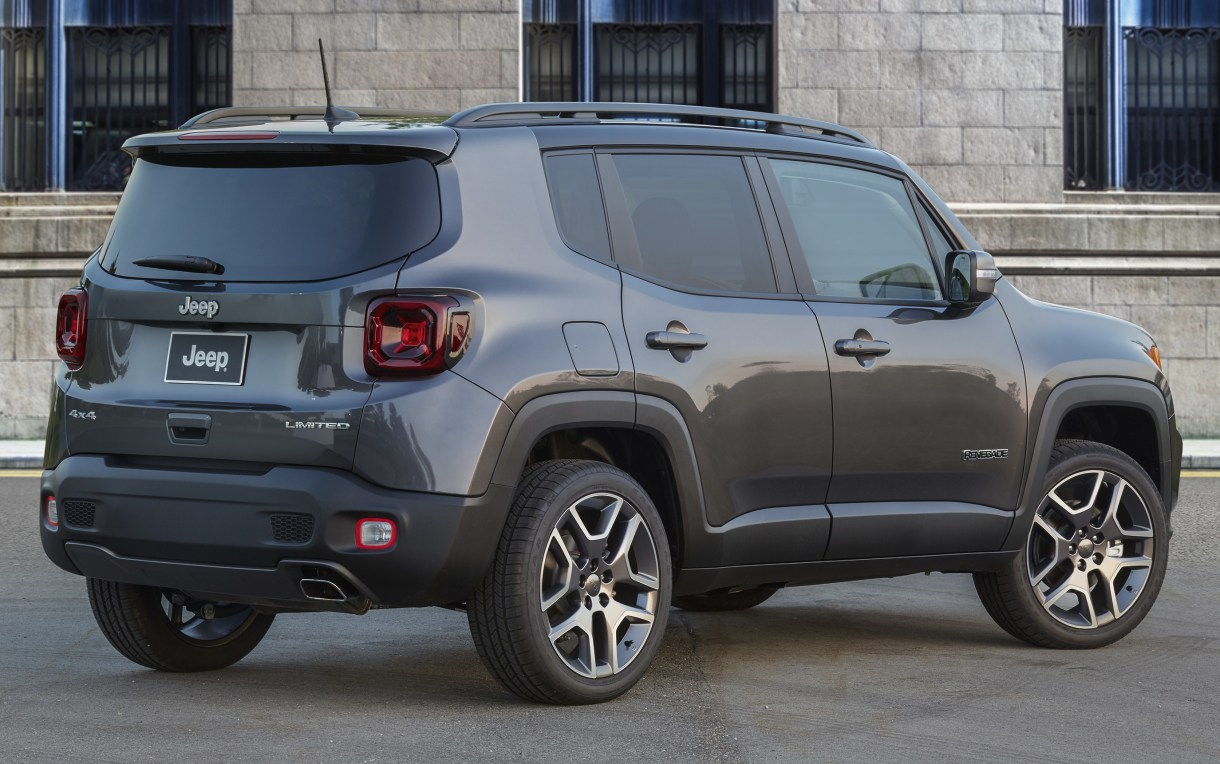 UPDATED: Meet The North American-Market 2019 Jeep Renegade