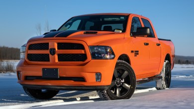 Photo of 2019 Ram 1500 Classic Express Ignition Orange Hits Dealer Lots: