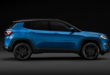 Photo of Jeep® Compass Altitude Returns For 2021 Model Year: