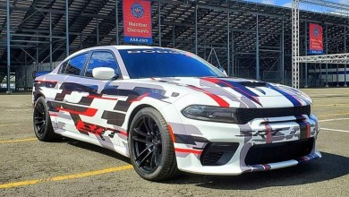 Photo of OFFICIAL: Charger Widebody Design Concept To Debut At Spring Fest 14: