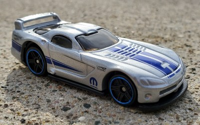 Mopar Hot Wheels Dodge Viper GTS-R Concept. (MoparInsiders).