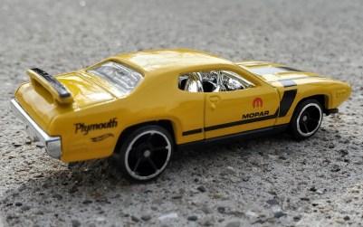 Mopar Hot Wheels '71 Plymouth Road Runner. (MoparInsiders).