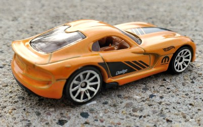 Mopar Hot Wheels 2013 SRT Viper. (MoparInsiders).