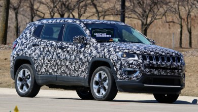 Photo of SPIED: Jeep Compass PHEV Caught On Public Roads: