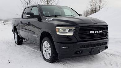 Photo of Ram 1500 North Edition Models On Lots In Canada: