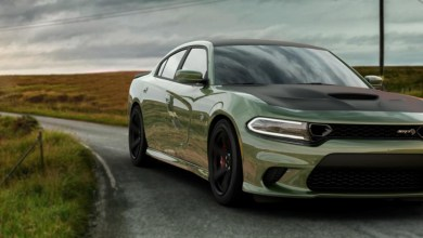 Photo of Dodge Charger SRT HELLCAT Gets New Satin Black Package: