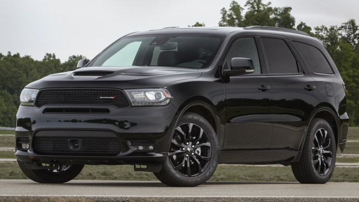 We Look At The Future Of The Dodge Durango Hellcat Power