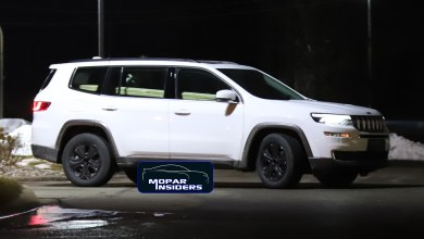 Photo of CAUGHT: 2019 Jeep Commander PHEV Out Night Testing: