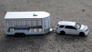Photo of Collectibles: Durango R/T Comes To Life In Diecast Form: