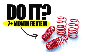 Photo of REVIEW: Are Lowering Springs A Massive Mistake?