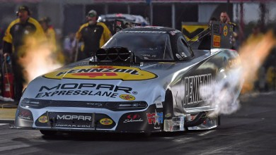 Photo of Hagan Races To Runner-Up Finish At Mopar Express Lane NHRA SpringNationals: