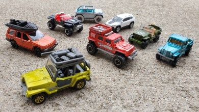Photo of Collectibles: Matchbox Jeep® 75th Anniversary Series: