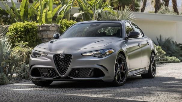 2019 Alfa Romeo Giulia Quadrifoglio NRING. (Alfa Romeo).
