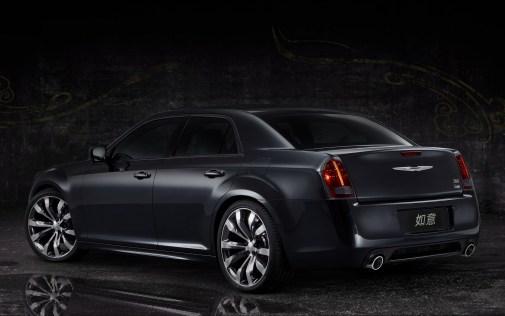 2012 Chrysler 300 Ruyi Design Concept. (Chrysler).
