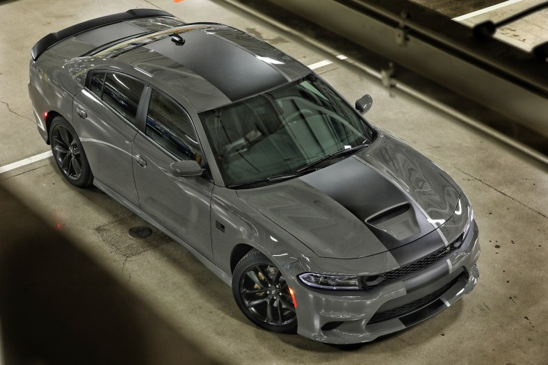 2019 Dodge Charger Scat Pack Stars & Stripes Edition. (Dodge).