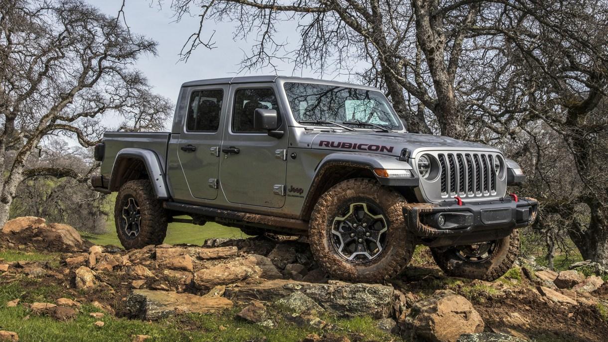 Jeep Gladiator Europe