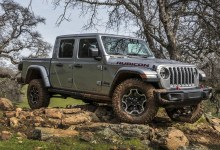 Awards won Jeep Gladiator