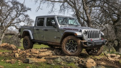 Photo of 2020 Jeep® Gladiator Awarded 10-Best Interiors By WardsAuto: