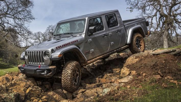 Jeep Gladiator european debut