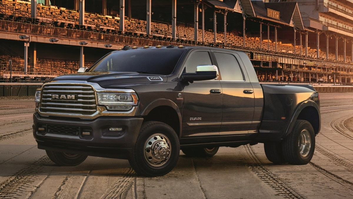 Ram Truck Debuts 2019 Ram Heavy Duty Kentucky Derby Edition In New York: