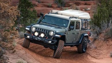 Photo of Inside Design: Jeep® Gladiator Wayout Concept: