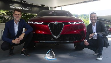 Photo of Alfa Romeo Tonale Concept Takes Concept Car Design Award: