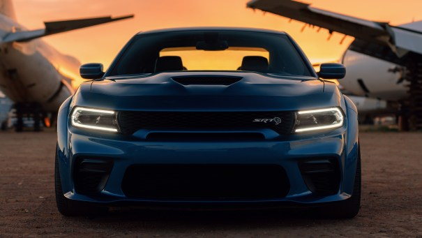 2020 Dodge Charger SRT HELLCAT Widebody. (Dodge).
