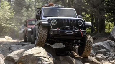 Photo of Jeep® Taking CES Attendees On VR Ride Of Hell's Revenge Trail In New Wrangler 4xe: