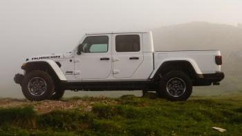 Euro-Spec 2020 Jeep® Gladiator Rubicon. (Jeep).