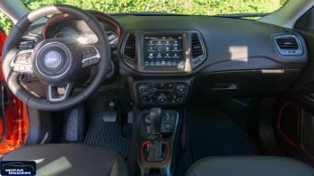 2019 Jeep® Compass Trailhawk. (MoparInsiders).