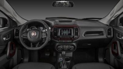 2020 Fiat Toro Freedom 2.0 Diesel AT9 4x4. (FIAT Brazil).