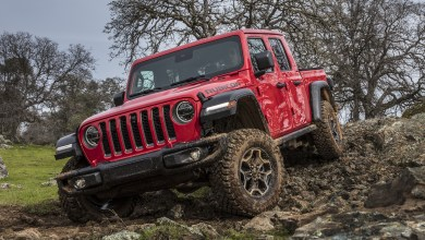 "Photo of Jeep® Gladiator Named Motoring TV's ""2020 Truck Of The Year"":"