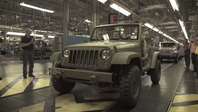 Photo of Remembering The Jeep® Wrangler 75th Anniversary Salute Concept: