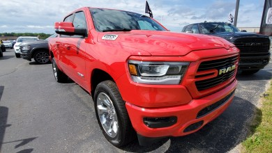 Photo of The 2020 Ram 1500 Sport Models Have Arrived:
