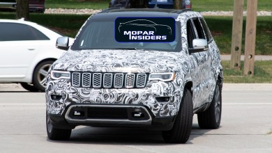 Photo of CAUGHT: Next-Generation Grand Cherokee PHEV Powertrain Mule: