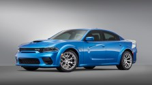 Dodge debuts limited-production 717-horsepower Daytona 50th Anniversary Edition on new 2020 Charger SRT Hellcat Widebody (Dodge)
