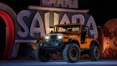 Photo of Inside Design: The HEMI-Powered Jeep® CJ66 Concept: