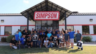 Photo of MoparInsiders Tours The Simpson Racing Factory: