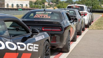 "2019 ""Roadkill Nights Powered by Dodge"" at M1 Concourse. (MoparInsiders)."