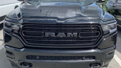 Photo of 2020 Ram 1500 Limited Black Appearance Package Arrives In Dealers: