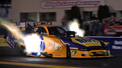 Photo of Capps Claims No. 1 Qualifier Position For Mopar Express Lane Nationals: